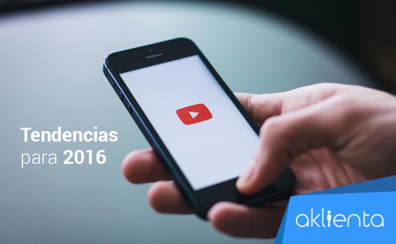 Tendencias a considerar en social media para 2016