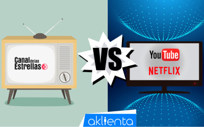 ¿El canal de las estrellas o YouTube? El impacto digital en el mercado