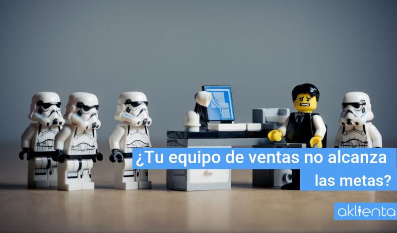 (Español) ¿Tu equipo de ventas no alcanza las metas?