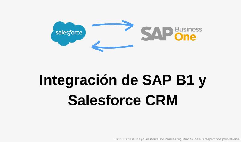 ¿Cómo reducir el tiempo que invierte tu equipo de ventas en buscar información de entregas, facturas y pagos?  Integrando Salesforce y SAP